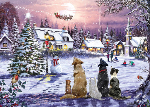 Christmas Eve 1000 Piece Jigsaw Puzzle