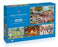 Village Celebrations 4 x 500 Piece Jigsaw Puzzle