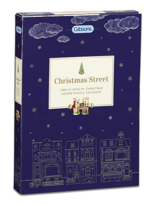 Christmas Jigsaw Puzzle Advent Calendar