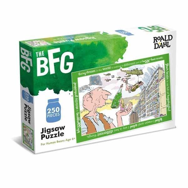 Big Friendly Giant - 250 Piece Jigsaw Puzzle