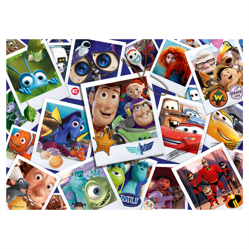 Disney Pixar Assorted 1000 Piece Jigsaw Puzzle