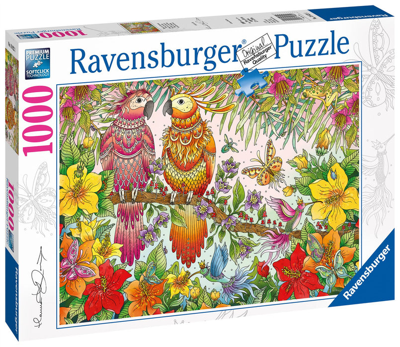 Ravensburger Tropical Mood, 1000 Piece Jigsaw Puzzle 2