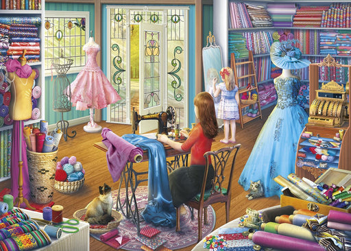 Gibsons The Dressmaker's Daughter 500XL piece Jigsaw Puzzle