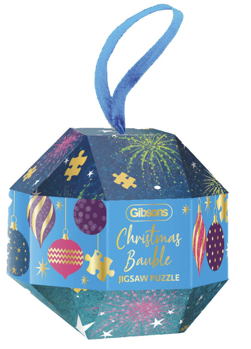 Christmas Bauble 200 Piece Puzzle box