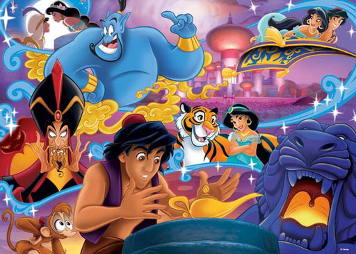 Aladdin Movie Poster 1000 Piece Jigsaw Puzzles