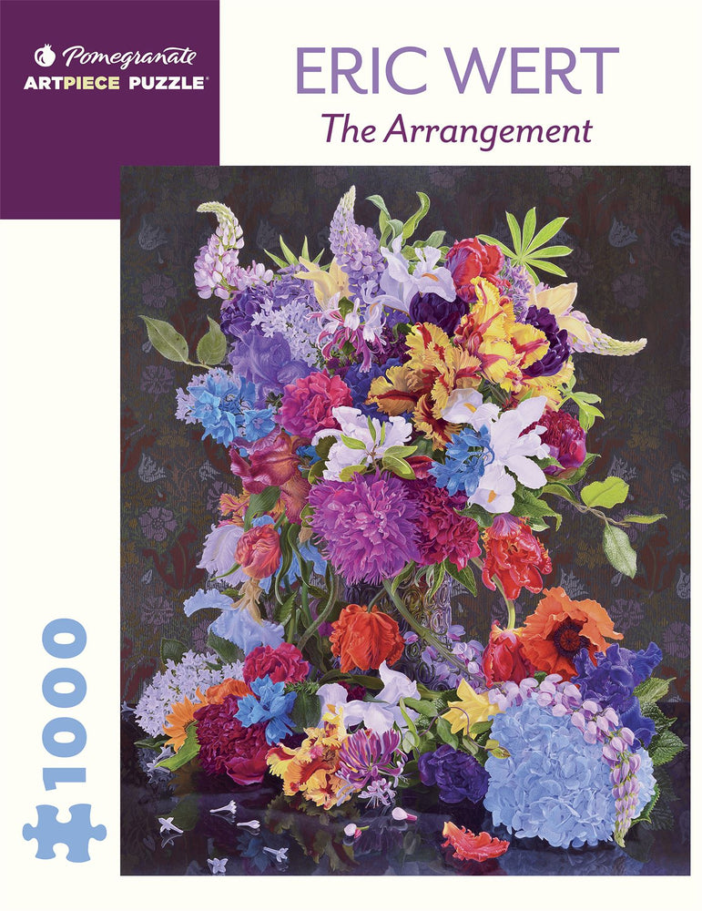 Eric Wert: The Arrangement 1000 Piece Jigsaw