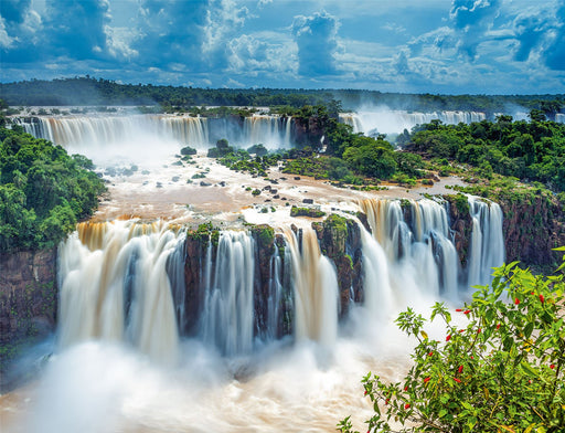 Iguazu Waterfall, 2000 Piece Jigsaw Puzzle