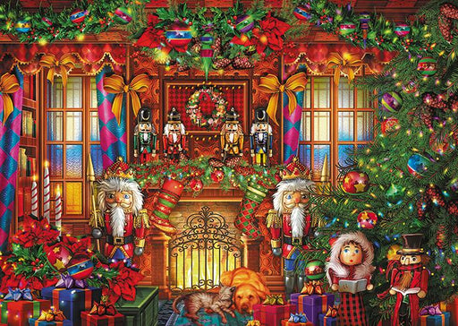 The Nutcracker's Christmas 500 Piece Jigsaw Puzzle