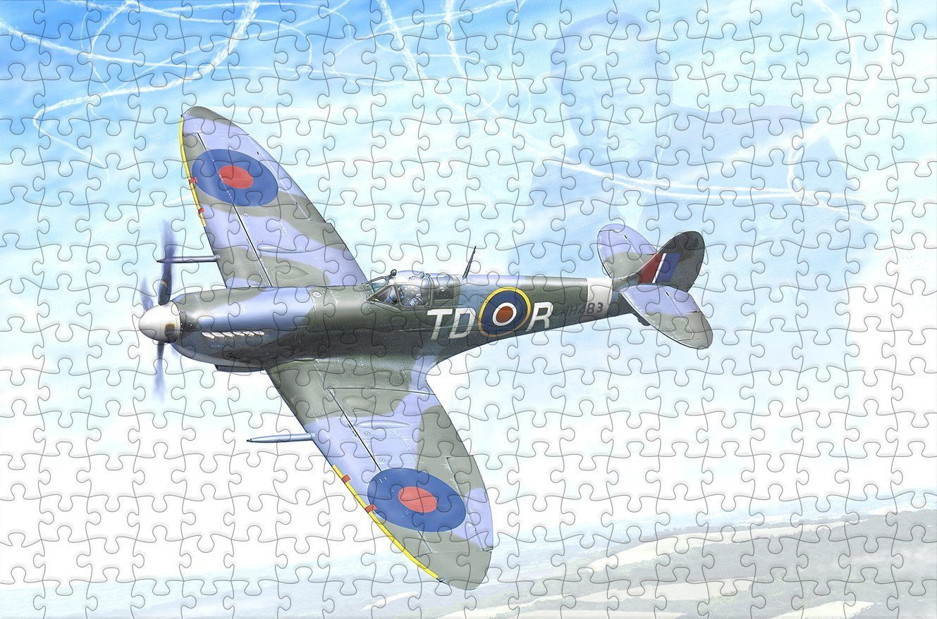Giant - Mike Jupp 300 Piece Wooden Jigsaw Puzzle