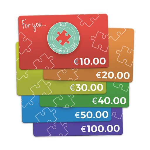 Jigsaw Puzzle Email Gift Voucher