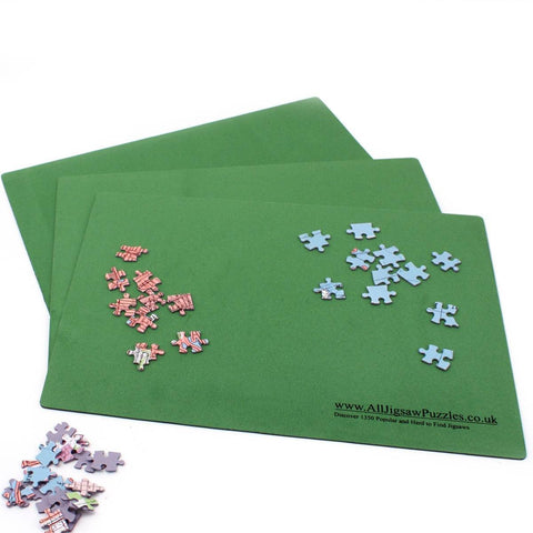Jigsaw Puzzle Piece Sorter (Pack of 3) - All Jigsaw Puzzles UK  - 1