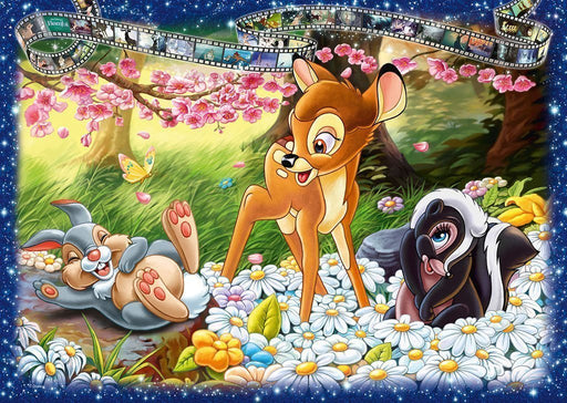 Collector's Edition Bambi 1000 Piece Jigsaw Puzzle - All Jigsaw Puzzles