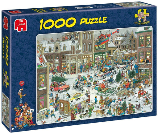 Jigsaw Puzzle - Jan Van Haasteren Christmas 1000 Piece Jigsaw Puzzle