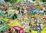 Picnic in the Park 1000 Piece Jigsaw Puzzle