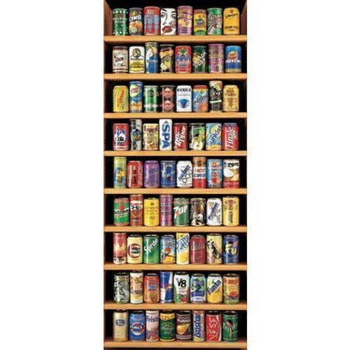 Soft Cans - Educa 2000 Piece Jigsaw Puzzle