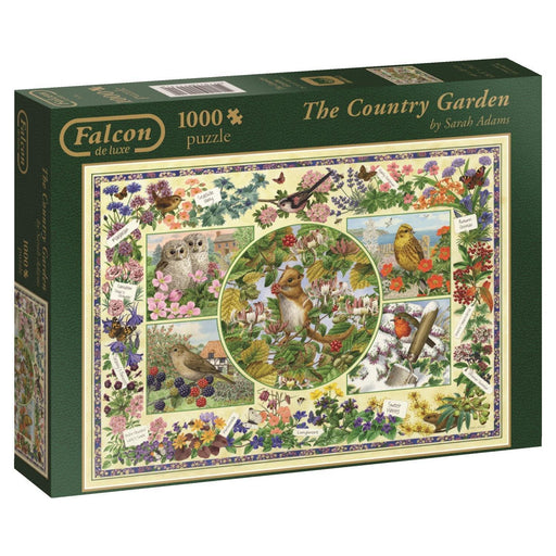 Jigsaw Puzzle - The Country Garden 1000 Piece Jigsaw Puzzle