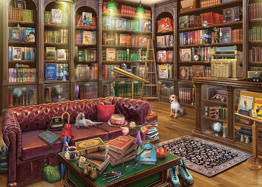 Jigsaw Puzzle - The Reading Room 1000 Piece Jigsaw Puzzle