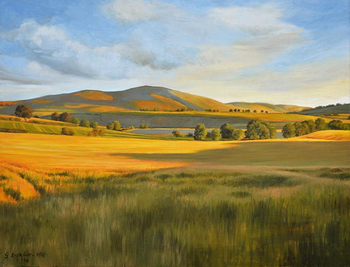 Jigsaw Puzzle - Tinto - Scottish Borders 1000 Or 500 Piece Jigsaw Puzzle