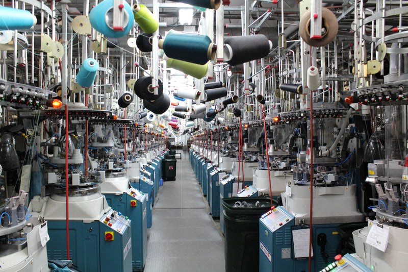 5 Fascinating Facts About Sock Manufacturing