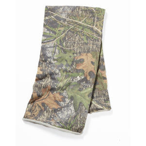 Hunting Towel - Mossy Oak Camo - Anti Microbial and Odor Free Clothing
