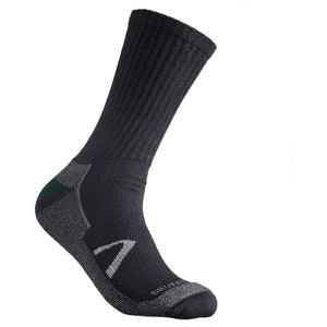 Fitness Sock - Crew -  3PK - Anti Microbial and Odor Free Clothing