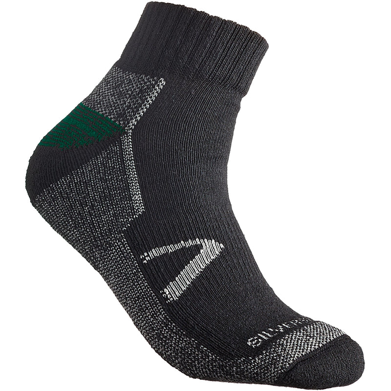 Fitness Sock - Ankle - 3PK - Anti Microbial and Odor Free Clothing