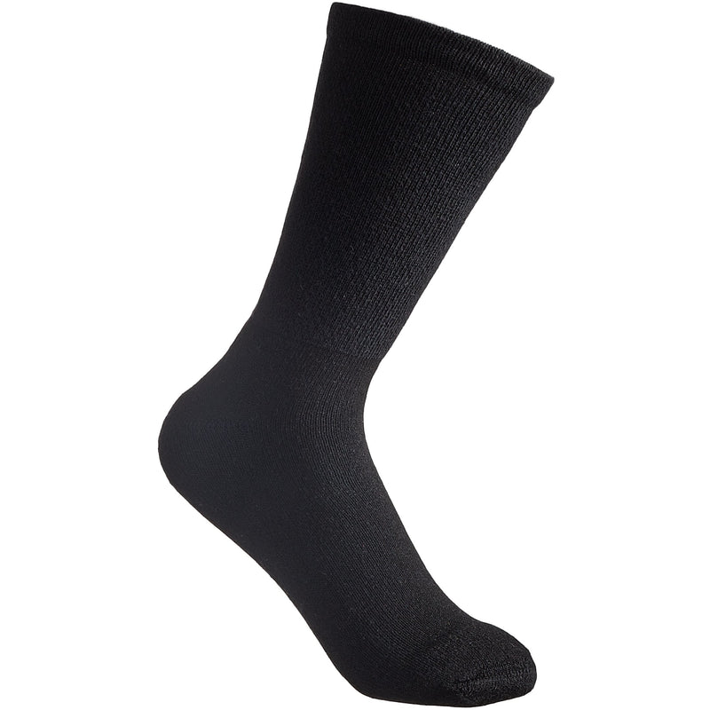 Crew Sock - 3PK - Anti Microbial and Odor Free Clothing