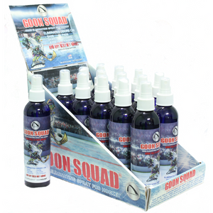 Goon Squad Spray - Anti Microbial and Odor Free Clothing