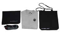 Fundamentals of Gym Bundle - Anti Microbial and Odor Free Clothing