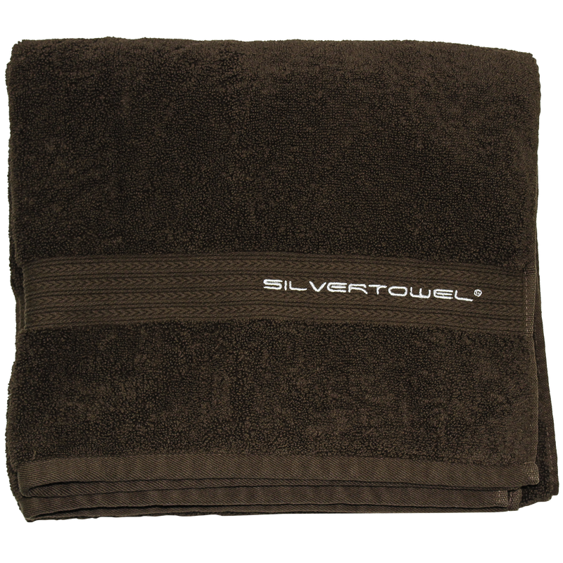 Premium SilverTowel Bath - Anti Microbial and Odor Free Clothing