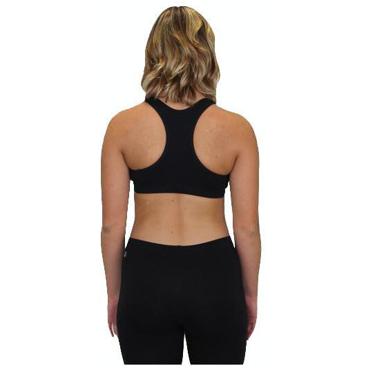 Performance Sports Bra - Anti Microbial and Odor Free Clothing