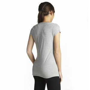 Deep V-Neck SilverT™ - Anti Microbial and Odor Free Clothing