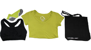 Bamboo Bundle - Anti Microbial and Odor Free Clothing