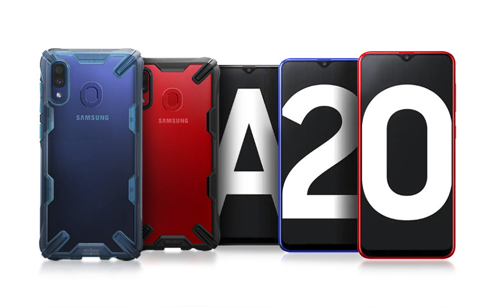 ringke fusino-x case compatible with galaxy a20 (2019)