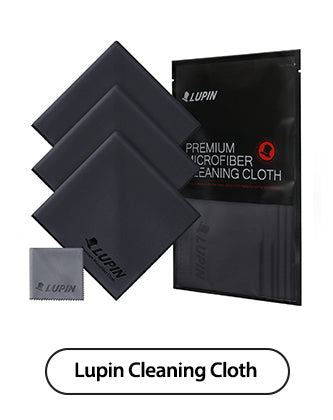 lupin microfiber cloth cleaner