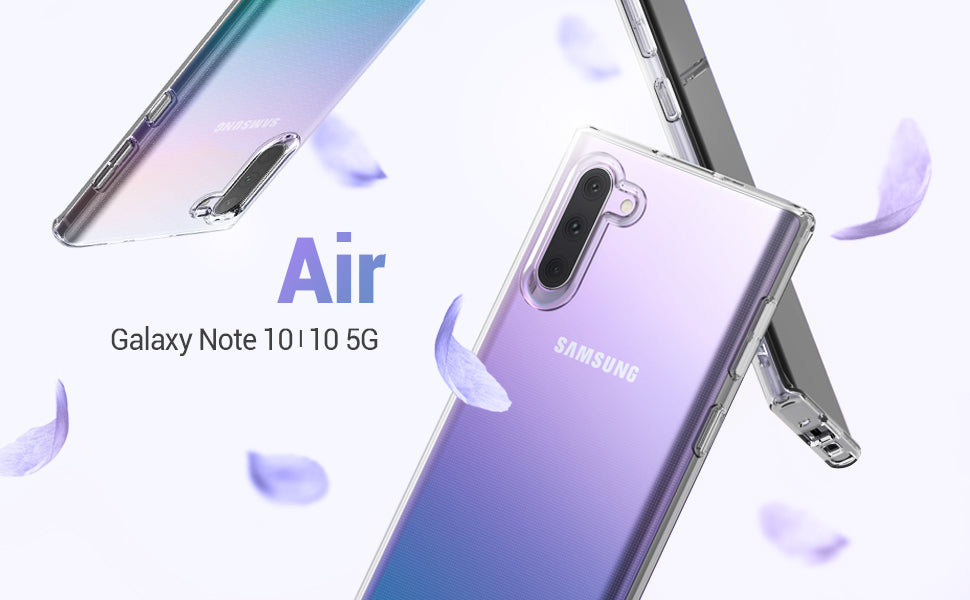 Ringke Air Case Clear for Galaxy Note 10 5G (2019)