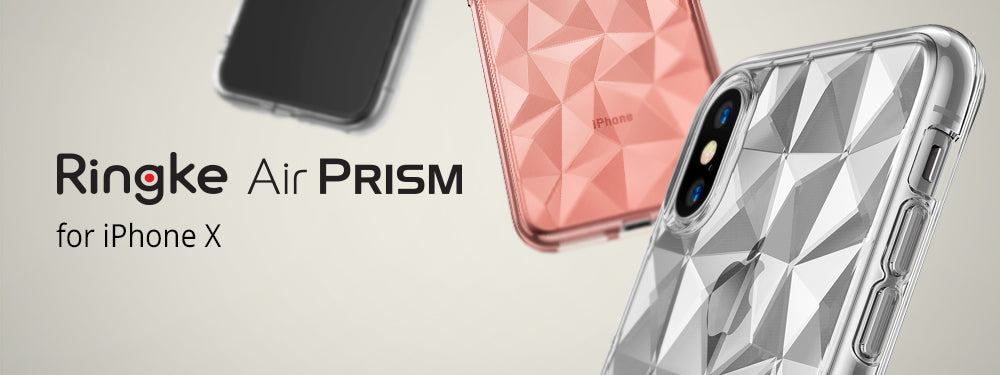 ringke air prism case compatible with iphone x