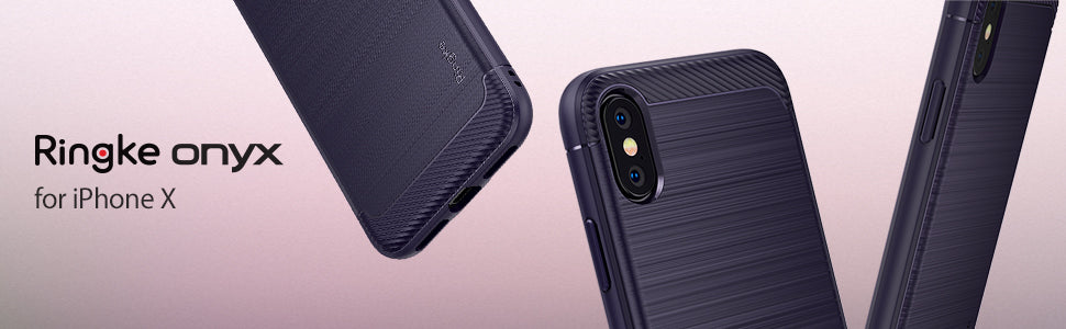 ringke onyx case compatible with iphone x