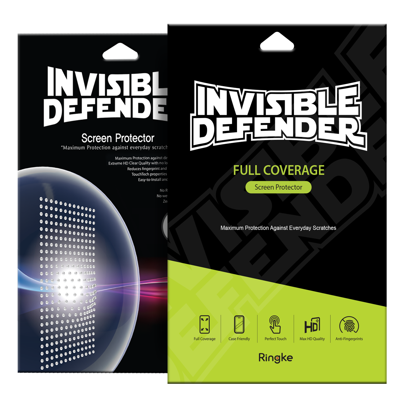 Invisible Defender Full Coverage