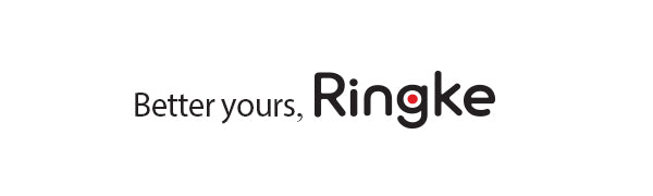 thank you for choosing ringke better yours