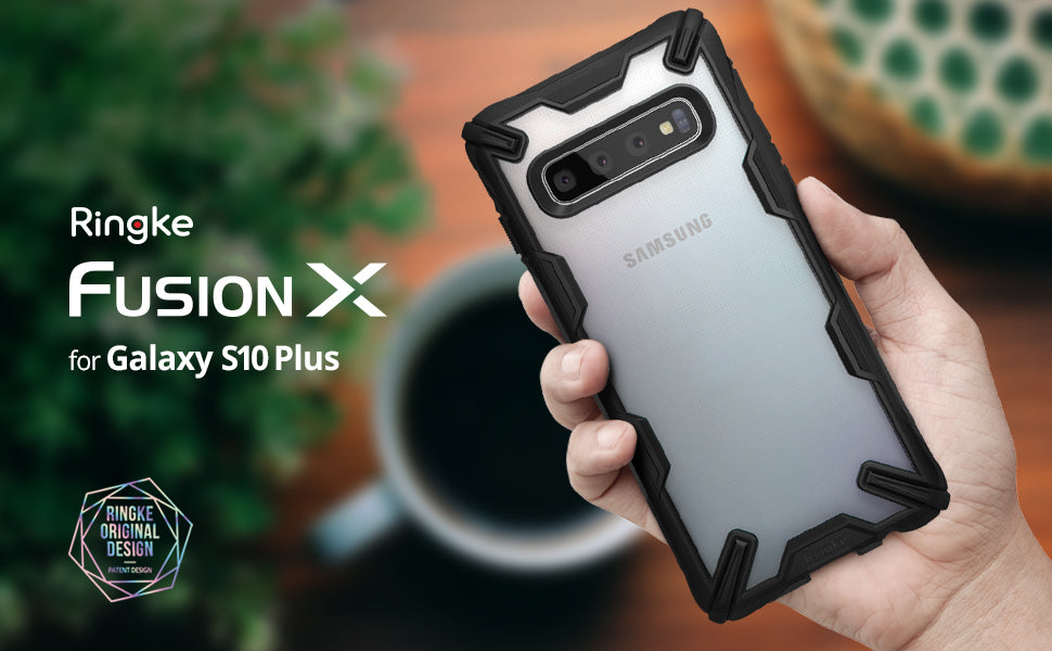 ringke fusion-x case for galaxy s10 plus