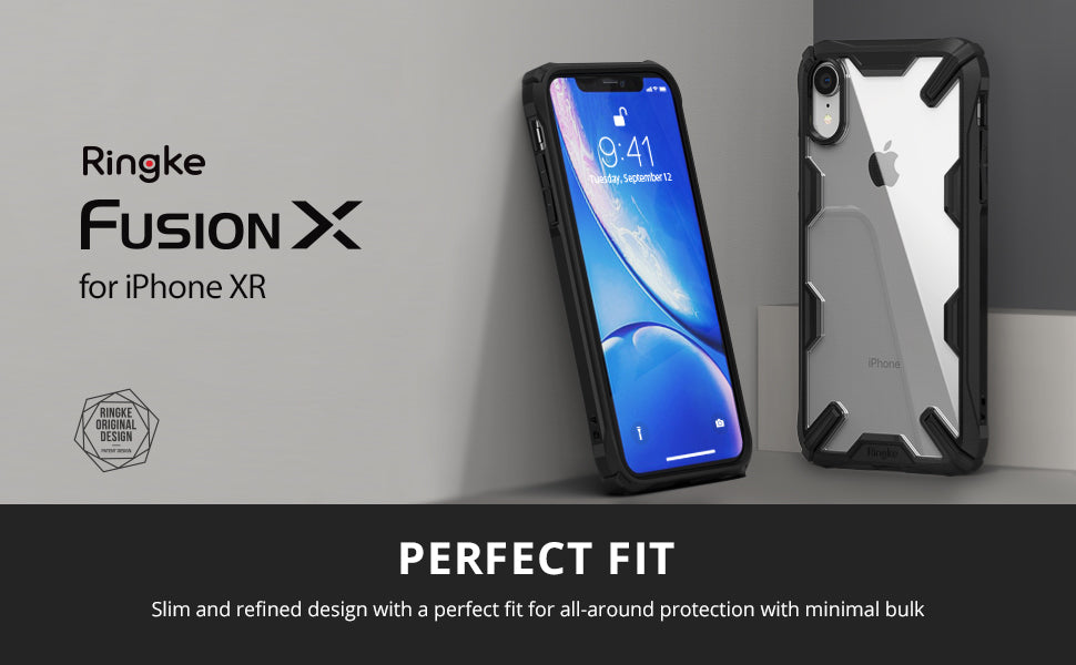 ringke fusion-x for iphone xr