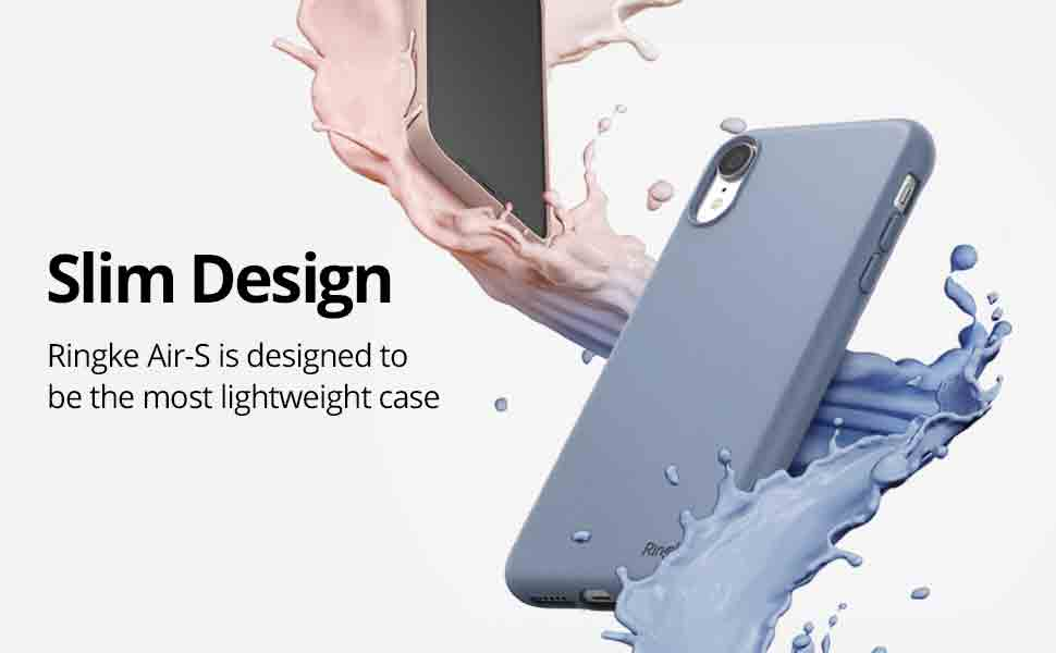 RINGKE AIR-S CASE COMPATIBLE WITH IPHONE XR