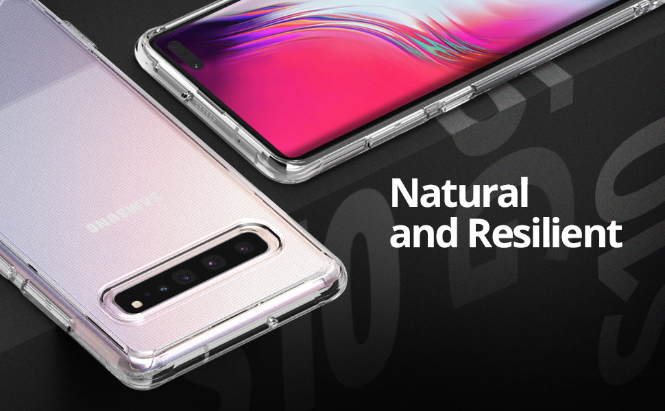 ringke fusion case compatible with galaxy s10 5g (2019)
