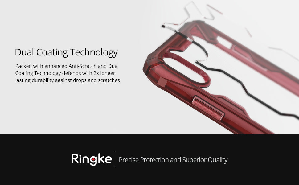Ringke Fusion-X Compatible with iPhone XR Case