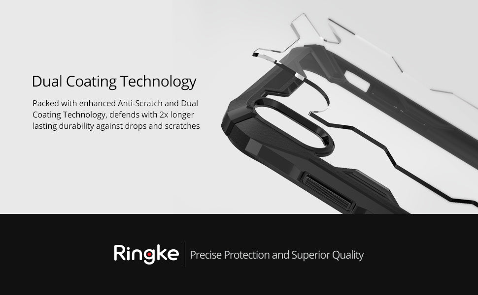 ringke fusion-x case compatible with iphone xs max