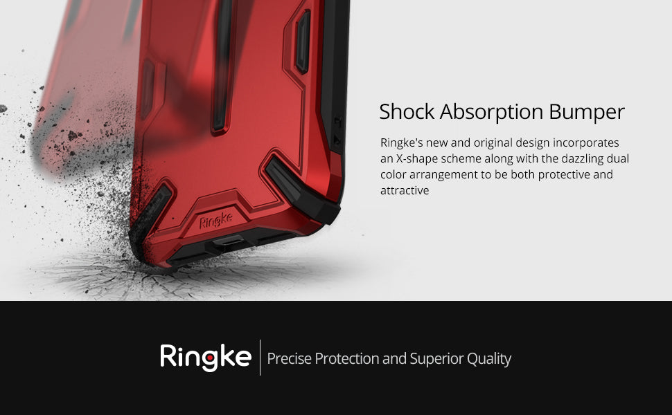 Ringke Dual-X Compatible with iPhone XR Case