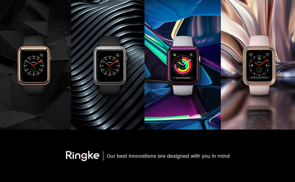 ringke apple watch bezel styling various style