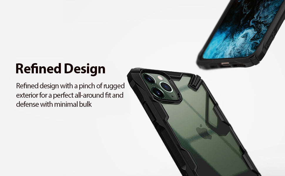 Ringke Fusion-X Case compatible with iPhone 11