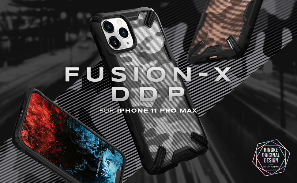 iPhone 11 Pro MAX [FUSION-X DDP]